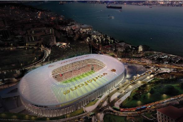 İstanbul (Europe) / Vodafone Arena