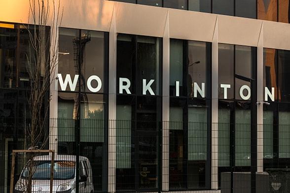 Workinton Kozyatağı - Toplantı odaları ve hazır ofisler.