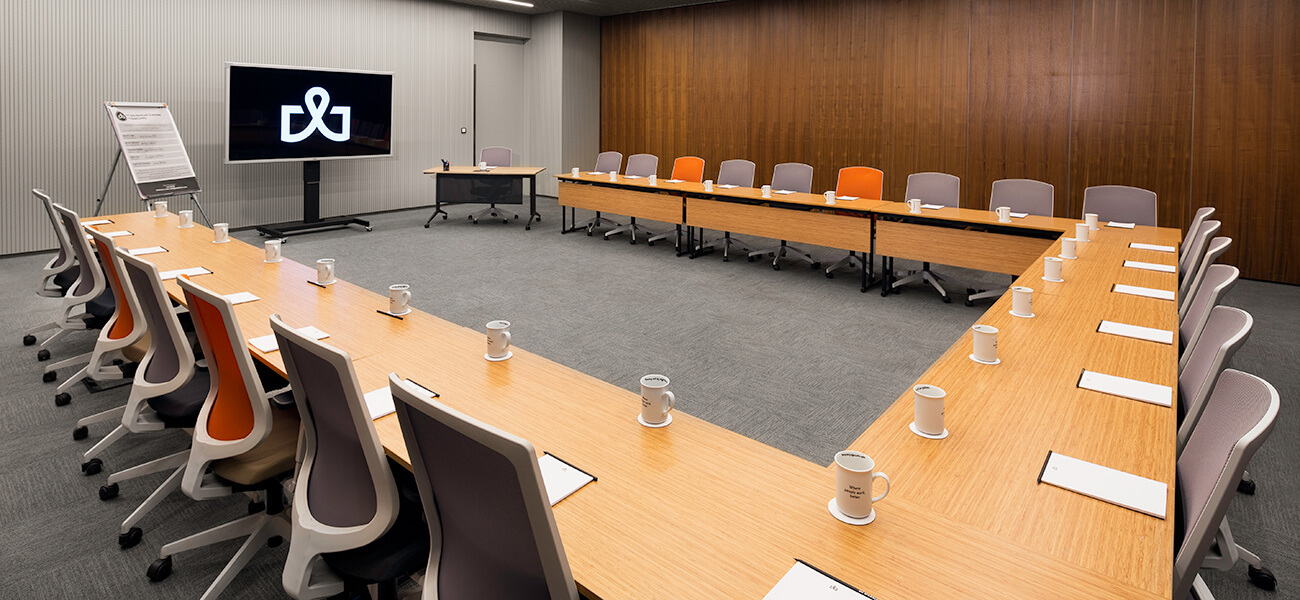 Workinton Levent (Levent 199) - Meeting rooms and Serviced office models