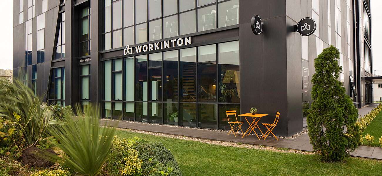 Workinton Ümraniye - BUYAKA - Meeting rooms and Serviced office models